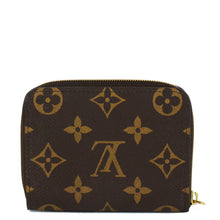 Load image into Gallery viewer, LOUIS VUITTON Monogram Zippy Coin Purse Wallet