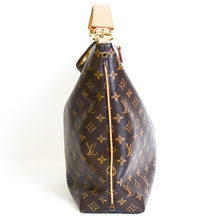 Load image into Gallery viewer, LOUIS VUITTON Monogram Sully MM Canvas Shoulder Bag