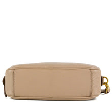 Load image into Gallery viewer, PRADA Vitello Daino Wristlet in Cammeo