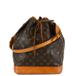 LOUIS VUITTON Monogram Noe Bag