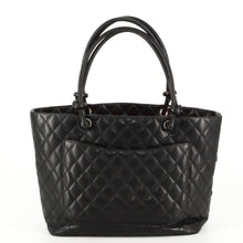 Load image into Gallery viewer, CHANEL Quilted Cambon Ligne Large Tote