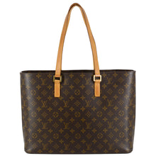 Load image into Gallery viewer, LOUIS VUITTON Brown Monogram Canvas Luco Bag