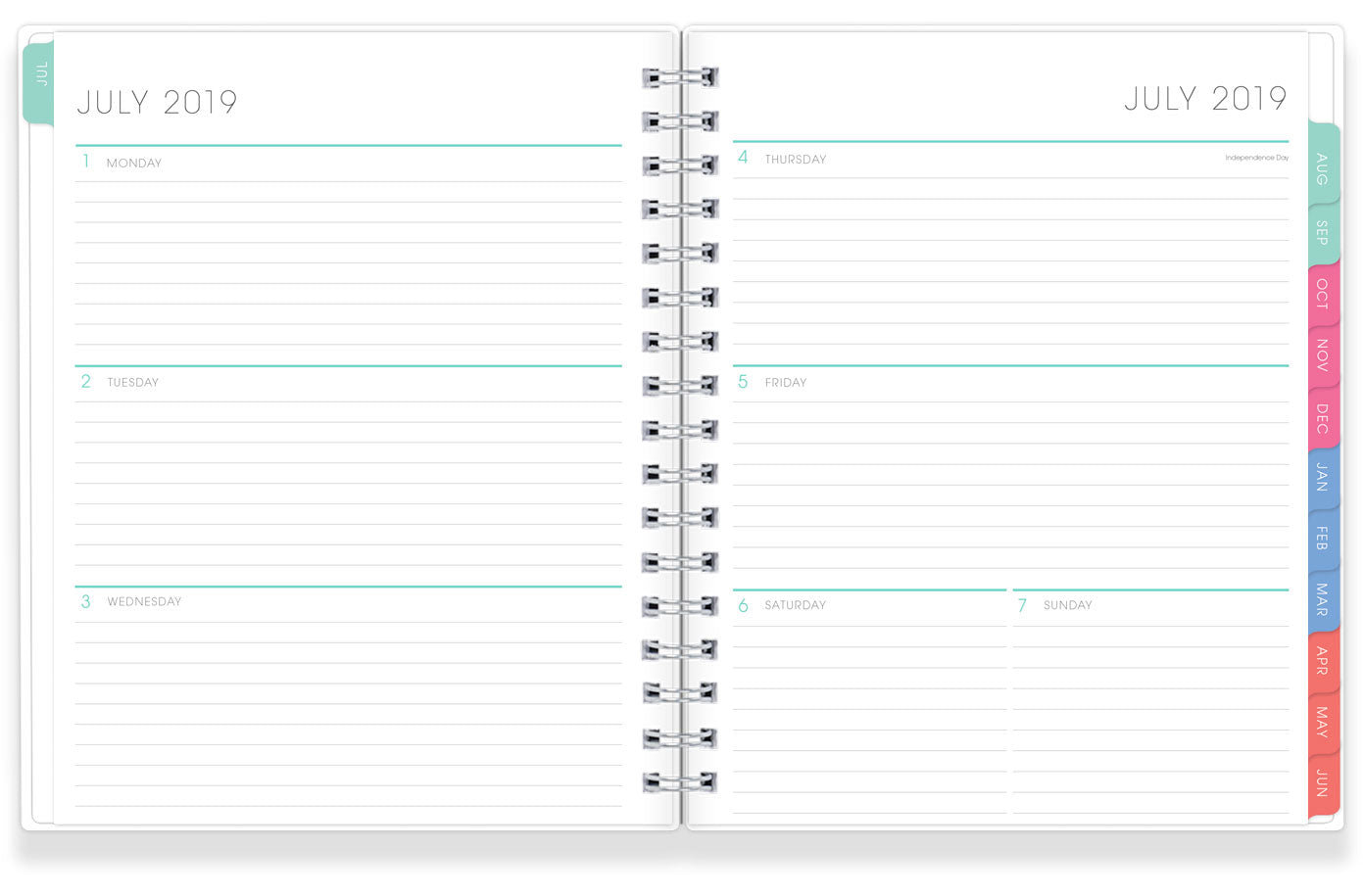 8967afd07d3 Weekly / Monthly Planner