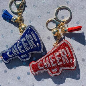 Cheer Keychain