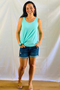 Relaxed Fit Tank Top