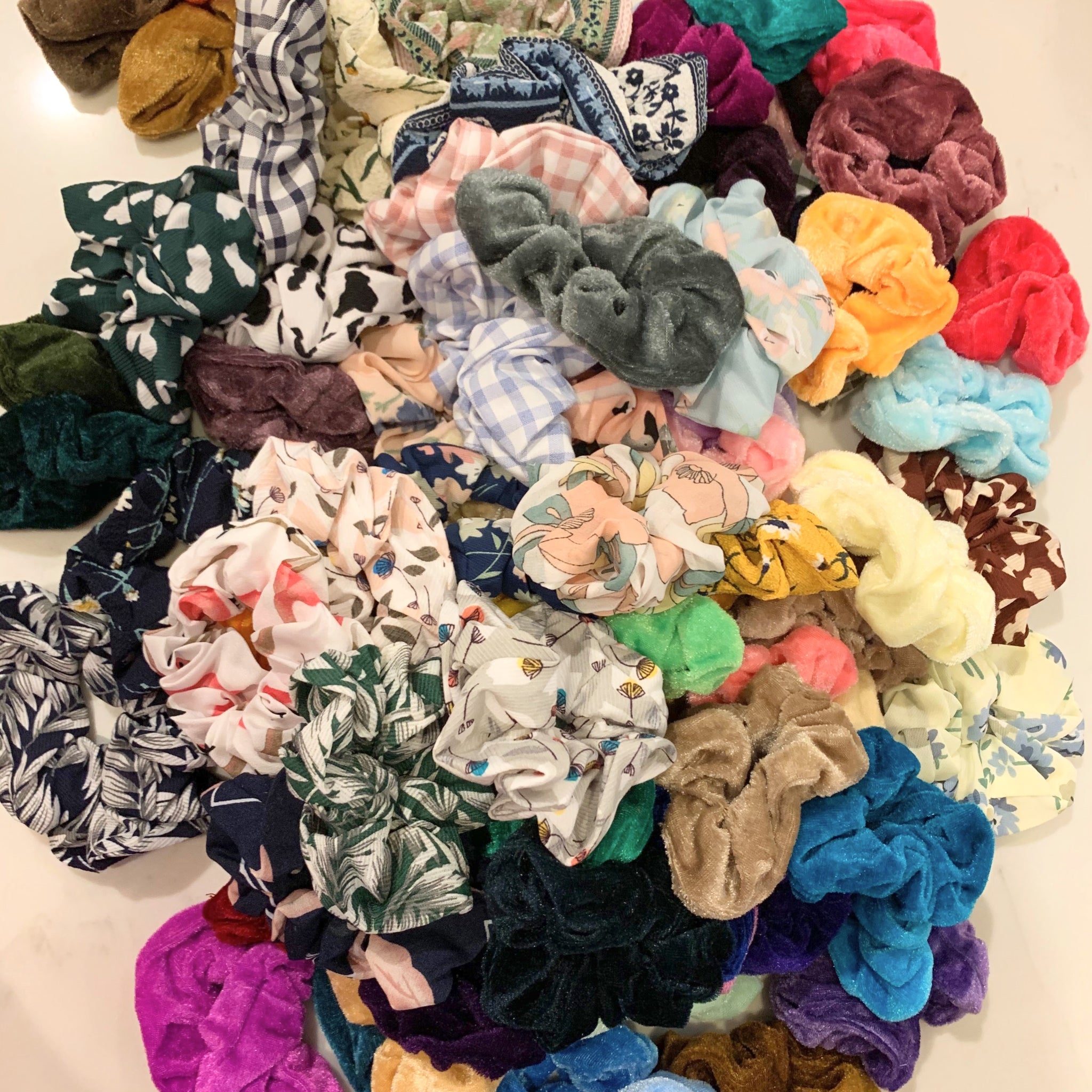 Scrunchies -Assorted