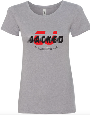 Captain Jacked Women's Ideal T-shirt