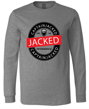 Jacked and Ready Long Sleeve