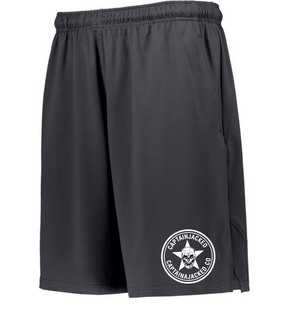 Captain Jacked Men's Stealth Training Shorts