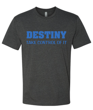 Destiny. Take Control of It. T-shirt