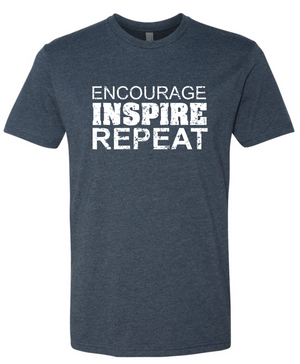 Encourage Inspire Repeat T-shirt