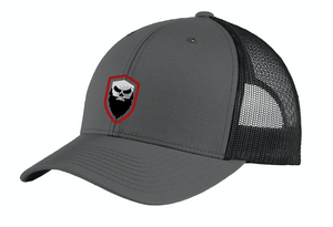 Captain Jacked Trucker Snap Back Hat