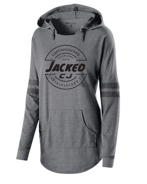Women's Captain Jacked Low Key Pullover