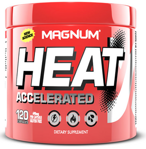 Magnum Heat Accelerated
