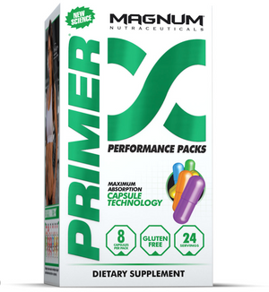 Magnum Primer Performance Packs