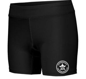 Women's Captain Jacked Max Compression Shorts