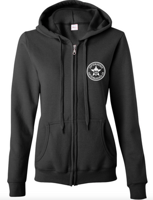 Women's Captain Jacked Full Zip Hoodie