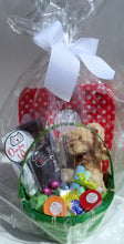"Load image into Gallery viewer, Some Bunny Loves You, ""Love Your Tribe"" Ouchy Wrap® Basket"
