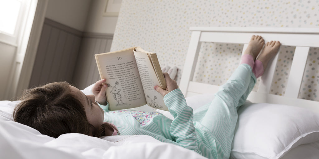 How to Get the Kids Back Into A Bedtime Routine in the New Year