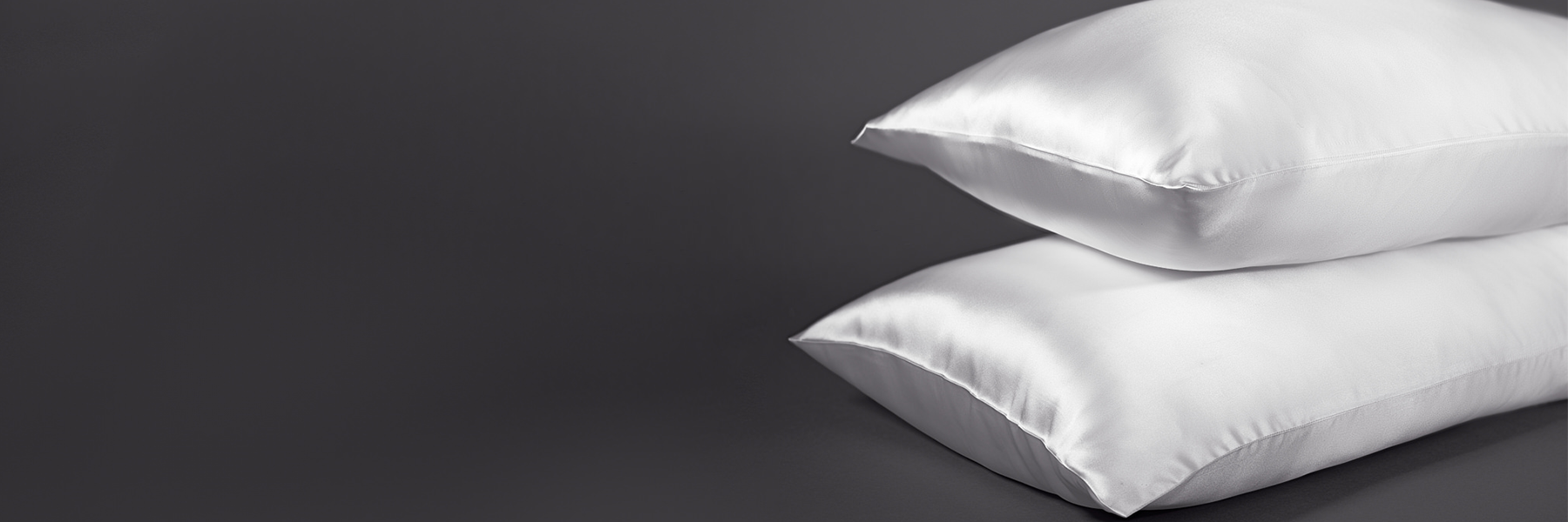 Introducing our new 100% Mulberry Silk pillowcase.