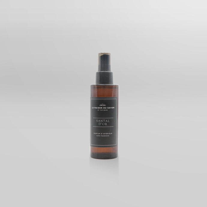 Santal D'or Home Spray