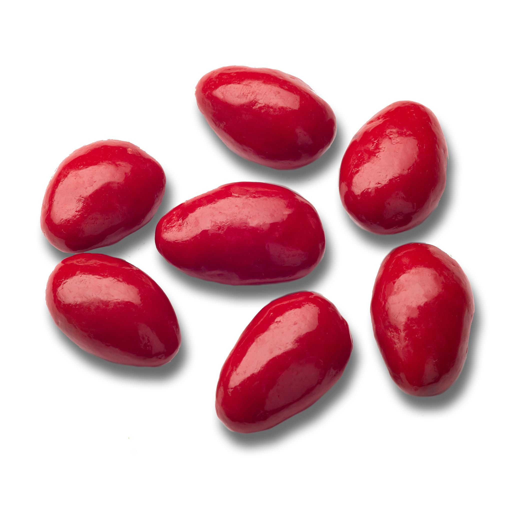 Strawberry Coated Almonds