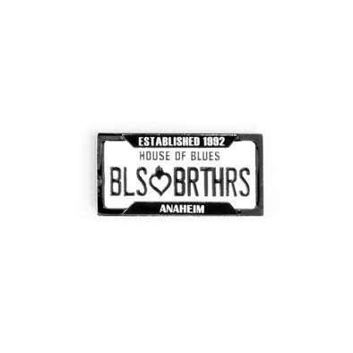 Blues Brothers License Plate Magnet