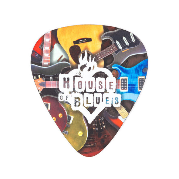 Guitar Pick Mousepad