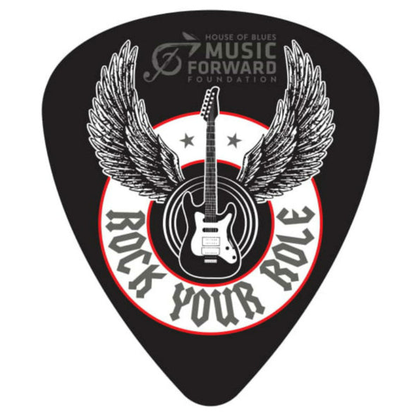 Rock Your Role Sticker
