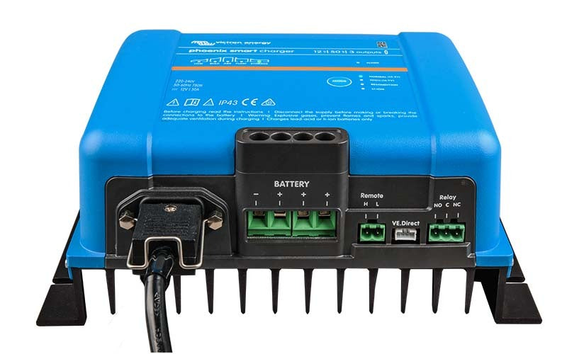 24V 25A Victron Phoenix Smart Battery Charger