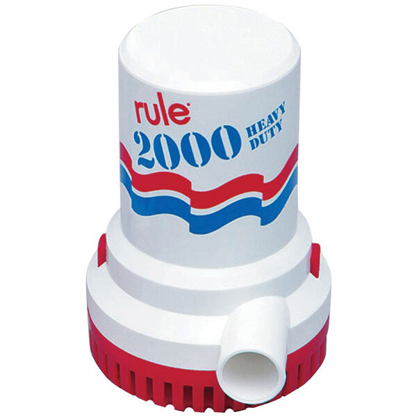 Rule 2000 GPH Bilge Pump