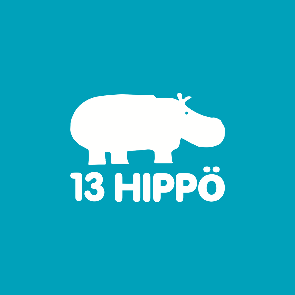 13 HIPPÖ company logo and artwork