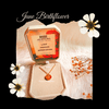 June Birthflower Necklace [Rose]