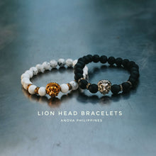 Load image into Gallery viewer, Lion Head Bracelets