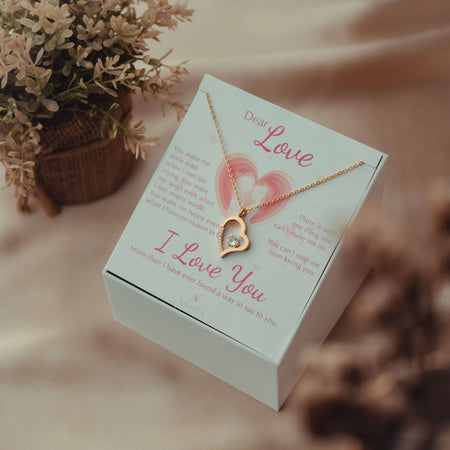 Dear Love Necklace