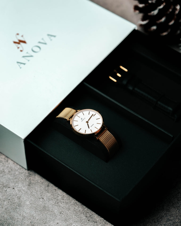 ANOVA Sapphire Watch Japanese Movement