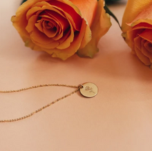 Load image into Gallery viewer, Anova Birthflower Necklaces [Limited Edition]