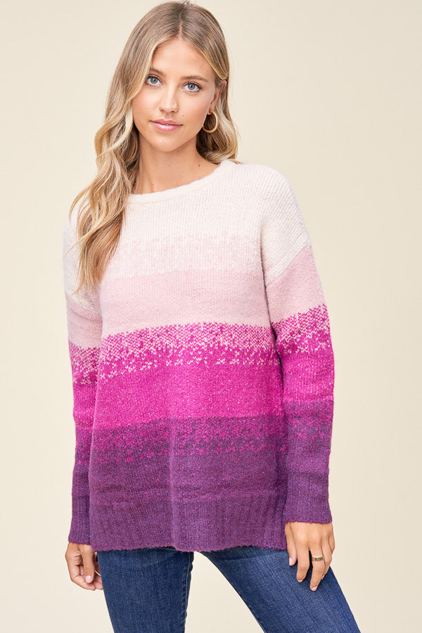 Chasing Sunsets Sweater
