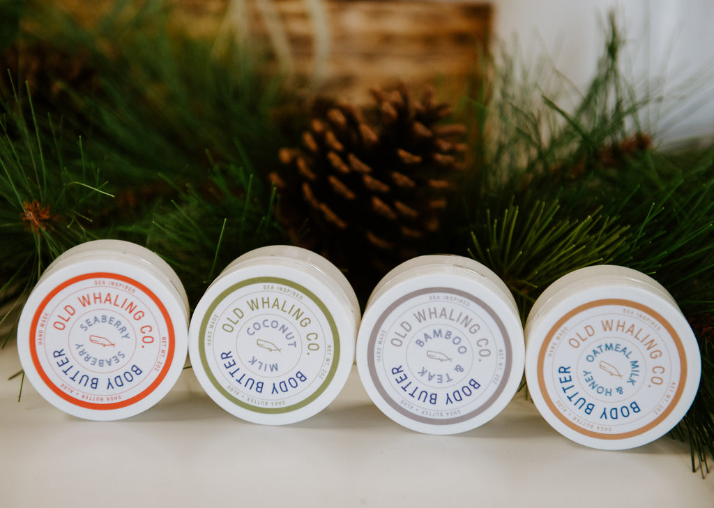 Mini Body Butter Set