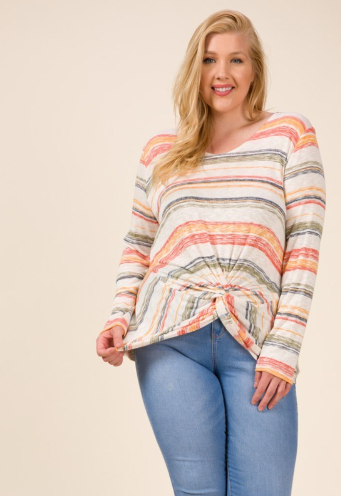 Colors of Fall Top