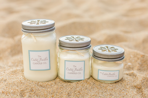 Vintage Style Soy Candles