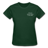 OBX Tee - forest green