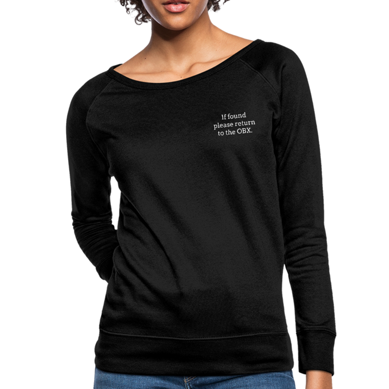 OBX Sweatshirt - black