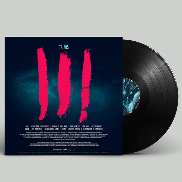 Vinyl Bundle - Triads/NMTSOW (LP)
