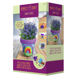 Perfect Craft - Flower Garden Kit