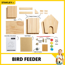 Load image into Gallery viewer, STANLEY Jr Bird Feeder Kit