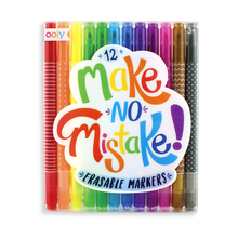 Load image into Gallery viewer, Make No Mistake Erasable Markers - Set of 12