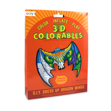 Load image into Gallery viewer, Ooly 3D Colorables - Dress Up Dragon Wings Coloring Toys