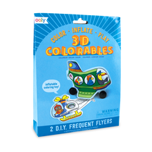 Load image into Gallery viewer, 3D Colorables - Frequent Flyers Coloring Toys