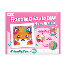 Load image into Gallery viewer, Razzle Dazzle D.IY. Gem Art Kit